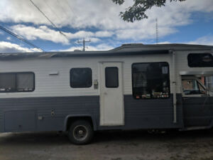 Great RV motorhome camper for sale 24' trailer