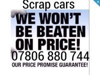 07806 880 744 WANTED CAR VAN BIKE FOR CASH SCRAP MY SELL 3