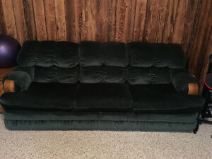 Couch, love seat, chair $150 OBO