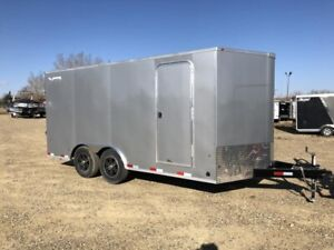 2019 Southland Trailer Corp. Royal XR 8x18 Enclosed (Barn)