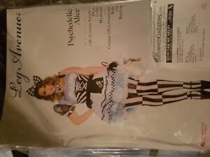 Costume Psychedelic Alice 3xl/4xl de Leg Avenue