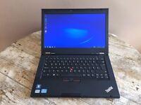 Lenovo Thinkpad T430 - i5 2.60GHz 3rd Gen - 240GB SSD - 8GB Ram - Windows 7 - 1