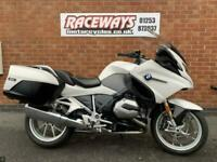BMW R1200RT LE 2018 18 REG 35,274 MILES WHITE MOTORCYCLE 1170CC