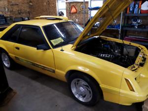 86 GT FOXBODY