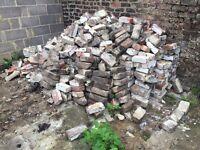 Old Bricks - free to good home