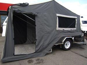 Innovative Off Road Tourer  Johnno39s Camper Trailers