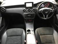 2014 60 MERCEDES-BENZ A CLASS 1.8 A200 CDI BLUEEFFICIENCY AMG SPORT 5D 136 BHP D