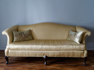 Chippendale Sofa & Breakfast Table