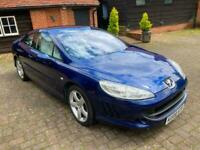 Peugeot 407 3.0 V6 AUTMATIC 2007MY GT COUPE rare top of the range
