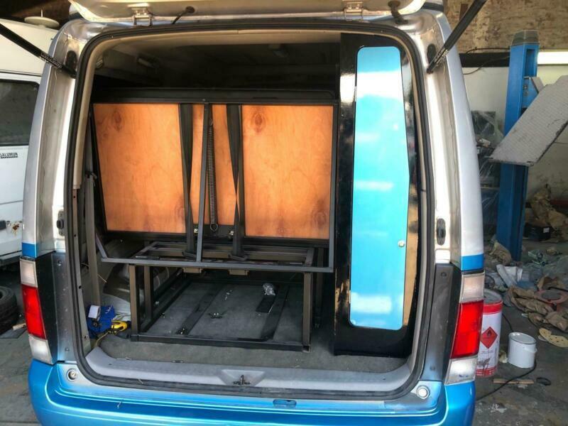 Mazda BONGO Camper Automatic pop top | in Norwich, Norfolk | Gumtree