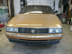 1987 Cadillac Allante Convertible Other