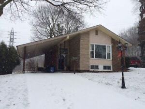 McMaster - Superior 7 bed  student rental