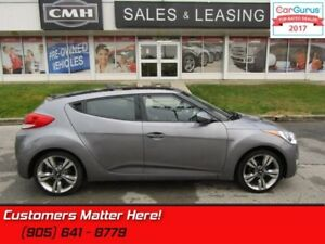 2013 Hyundai Veloster Tech  NAVIGATION, REAR CAMERA, SUNROOF, MA