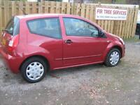 Citroen C2 1.4i ( 75bhp ) Rhythm 3 door