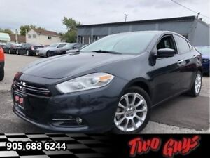 2013 Dodge Dart Limited - Leather Seats -  Bluetooth