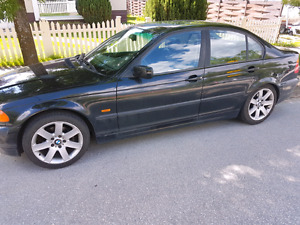 2001 BMW 3-SERIES 320I. ONLY 190XXXkms!!