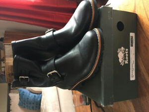 Ladies Motorcycle Boots -New