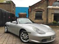 2002 Porsche Boxster 2.7 986 **PRIVATE PLATE INCLUDED**