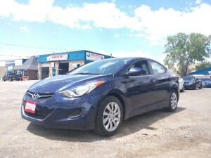 2013 Hyundai Elantra In Great Condition ! Certified & E-Tested !