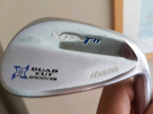 Mizuno MP T-11 chrome 56 degree wedge
