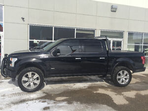 2016 F150 Limited Factory 22 inch Rims with only 10000kms