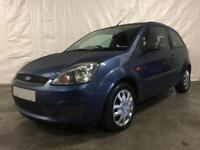2006 Ford Fiesta 1.4TD Style Climate 3dr *** Full Years MOT *** Stunning Example