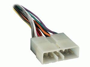 geo prizm radio geo radio wiring harness adapter for aftermarket radio installation 1782 fits geo prizm
