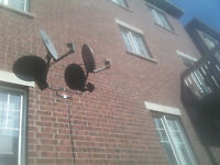 Professional Satellite Dish Installation and Repairs.