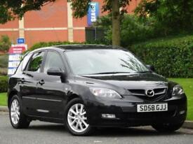 AUTO Mazda 3 1.6 Activematic 2008 Takara Black..1 OWNER + FSH + WARRANTY
