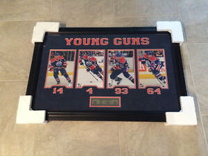 Young Guns Framed pic
