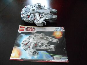 Star Wars Lego 7778 Mid Scale Millennium Falcon Peterborough Peterborough Area image 1