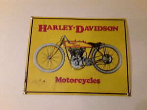 Authentic Harley Davidson Sign