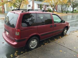 Chevrolet venture 2004 in excellent condition
