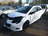 VAUXHALL CORSA LIMITED EDITION 1.0 - EX65UGA - DIRECT FROM INS CO