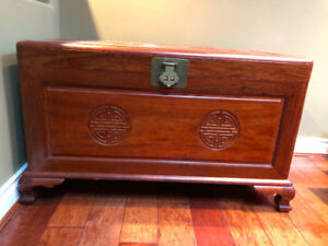 Moving sale - Solid Wood Chinese Chest