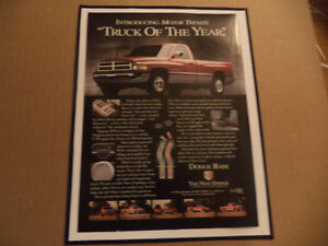 OLD PICKUP CLASSIC CAR ADS man cave Windsor Region Ontario image 4