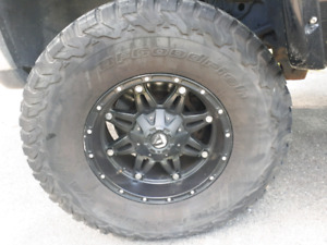 Wanted 8 bolt dodge truck rims with or without tires