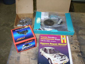 98-99 Toyota Corolla Timing Chain replacement kit Cambridge Kitchener Area image 2