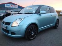 07 SUZUKI SWIFT 1.3 GL 3DR METALLIC GREEN