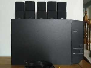 Bose Acoustimass 15 5.1 Theater Speaker System