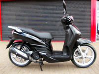 PEUGEOT TWEET 125 SCOOTER BRAND NEW 2 YEAR WARRANTY FINANCE AUTHORISED DEALER