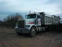 1994 Conventional Peterbuilt with Trailer for Sale