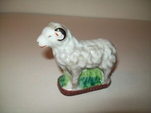 VINTAGE SHEEP/ LAMB FIGURINE