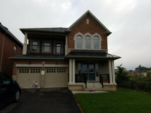 Detached House in Credit Valley, Brampton for Leasing