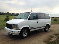1999 GMC Safari Minivan, Van