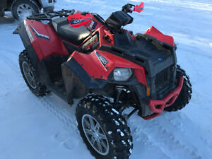 2014 POLARIS 850 SCRAMBLER XP EPS LE ( WE FINANCE )