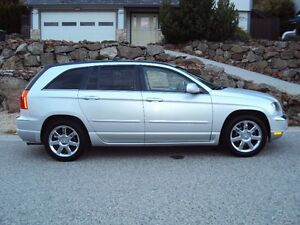 2005 Chrysler Pacifica Limited SUV, Crossover