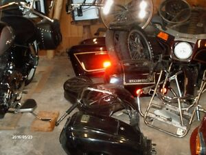 Honda-Gold Wing - Interstate