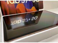 Samsung Tab 7+5G Mystic Bronze 128Gb Pink