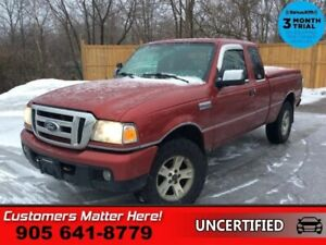 2006 Ford Ranger XLT  AS IS, (UNCERTIFIED), AS TRADED IN